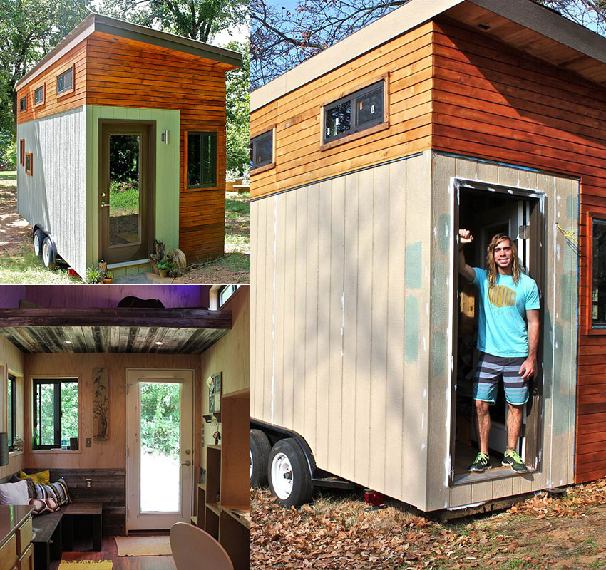 College Tiny House