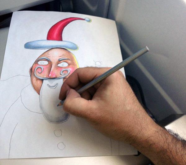 Coloring Children's Drawings
