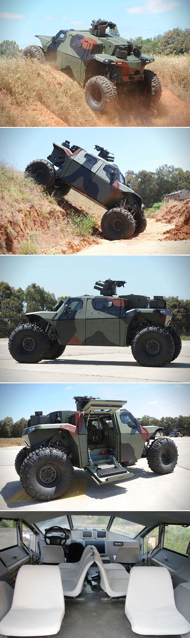Combat Guard Vehicle Real Halo Vehicle