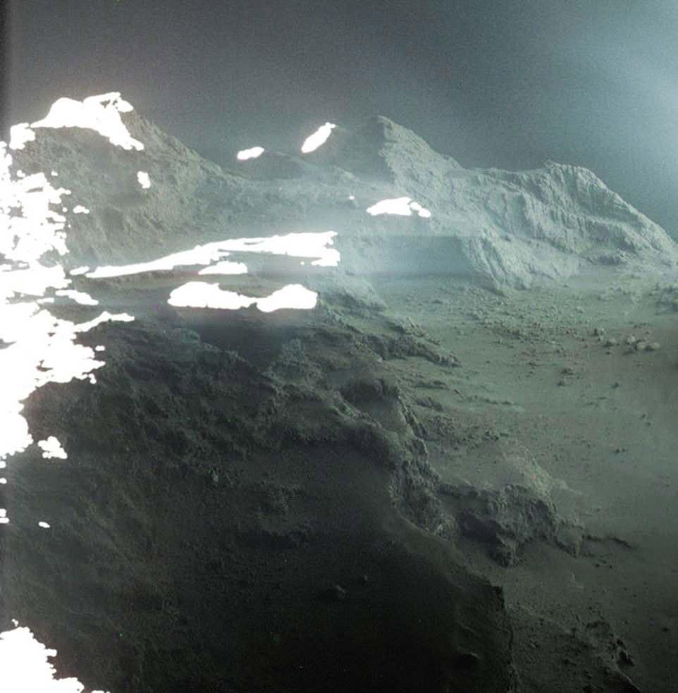 Comet 67P Surface