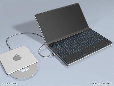 Concept Laptop