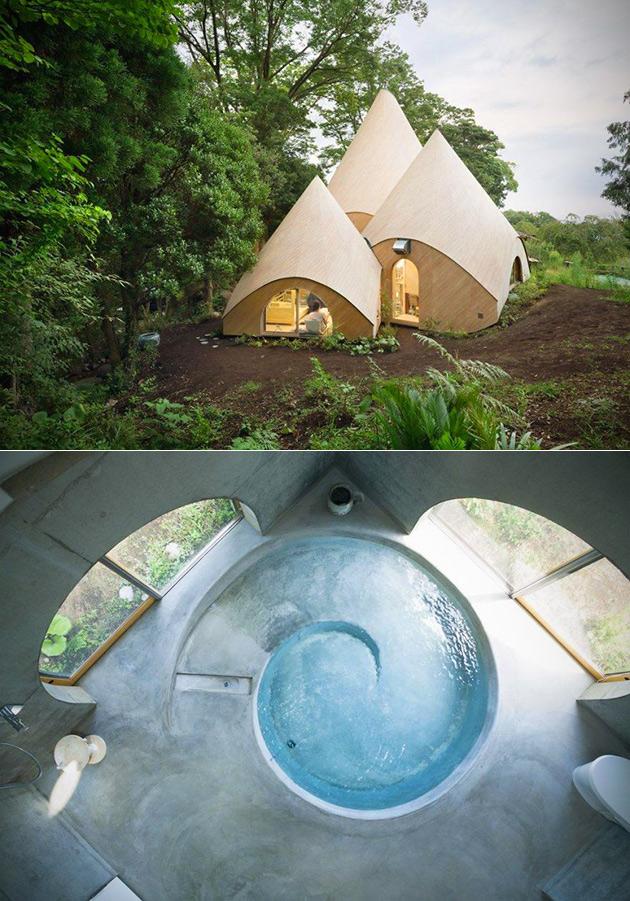 Jikka Conical Homes