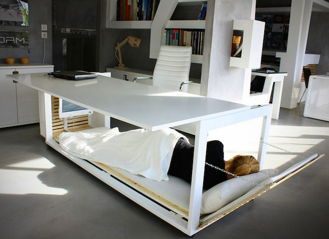 Convertible Napping Bed