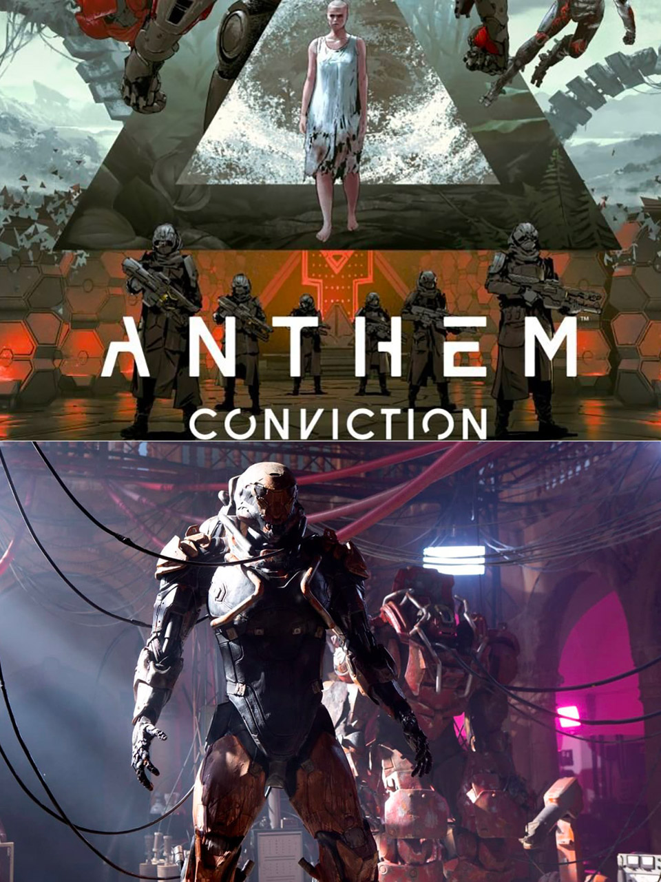 Conviction Anthem Prequel