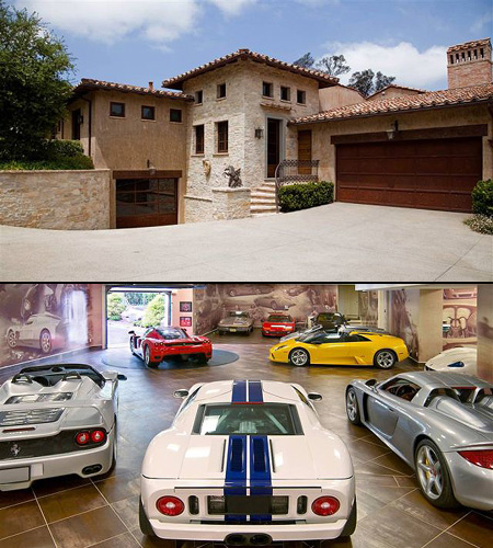 Garage Design Cool Garages: World's Coolest Garages For Car Geeks