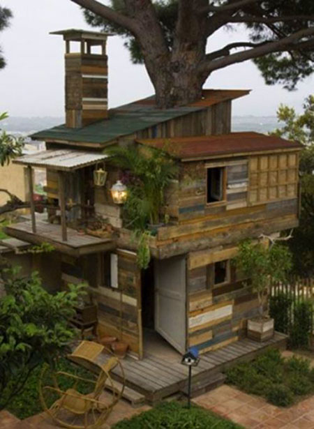 18 Cool and Unusual Homes from Around the World - TechEBlog
