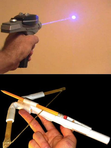 5 Cool Weapons You Can Make from Everyday Things - TechEBlog