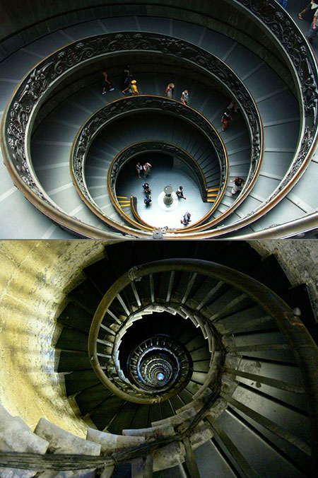 Amazing Spiral Staircases Are Nothing New Or Special, But These Cool Designs Are  Definitely Conversation Pieces. Hereu0027s Something You May Not Know About  This Type ...