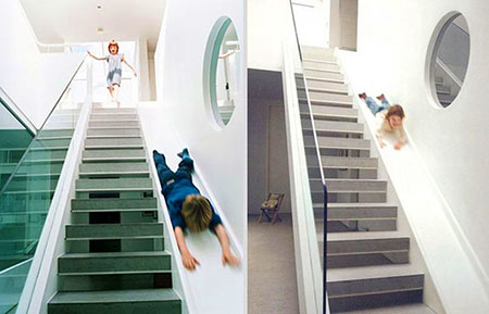 12 Cool Staircase Designs For Geeks