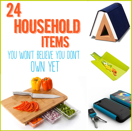 24 cool and creative home gadgets accessories you might for Cool creative things