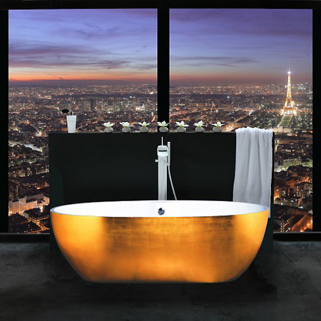 Ordinaire Letu0027s Face It, If You Had A Bathroom That Provides Stunning Views Of The  Parisian Skyline, Most Notably The Eiffel Tower, Spending Hours In There  Doesnu0027t ...