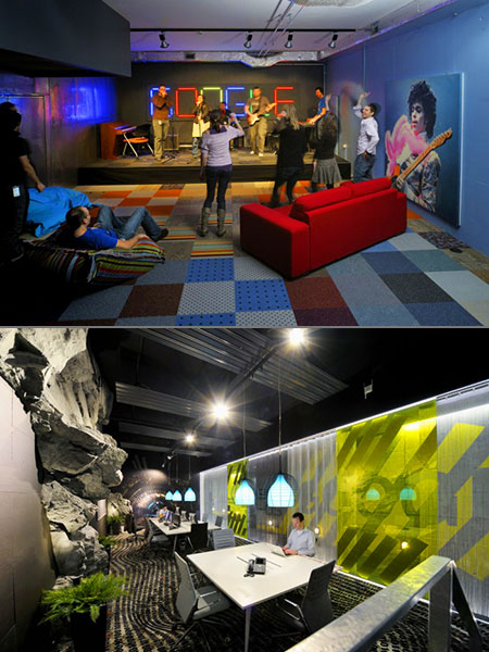 the google office. 5 Of The Coolest International Google Offices Google Office