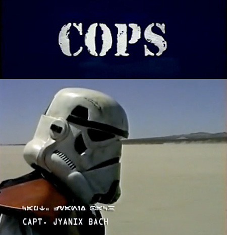 funny star wars pictures. COPS: The Lost Star Wars