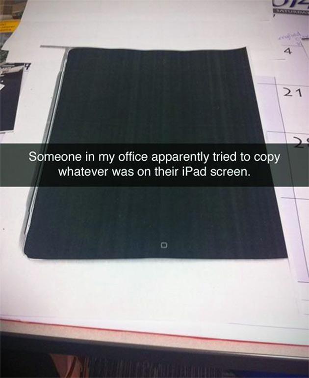 Copy iPad
