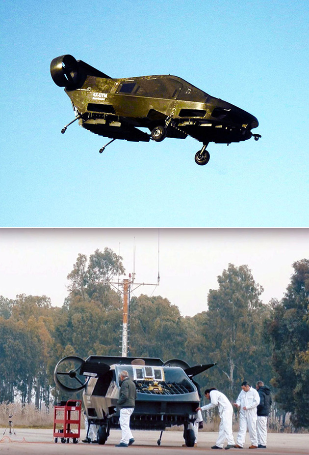 Cormorant UAV Autonomous Aircraft