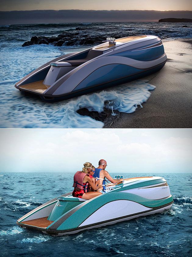 Corvette Jet Ski