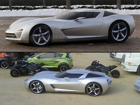 Corvette Concept