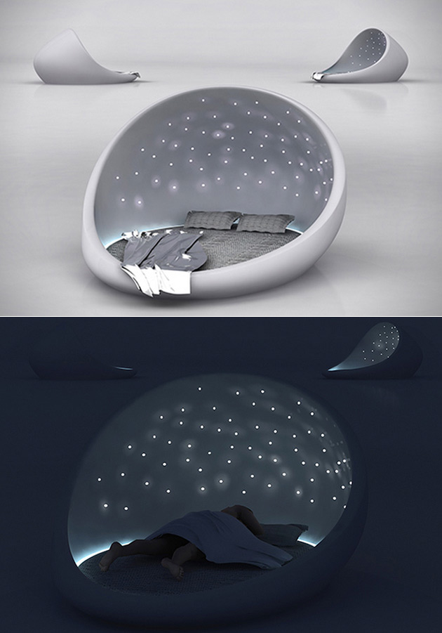 Cosmos Sleep Pod Bed
