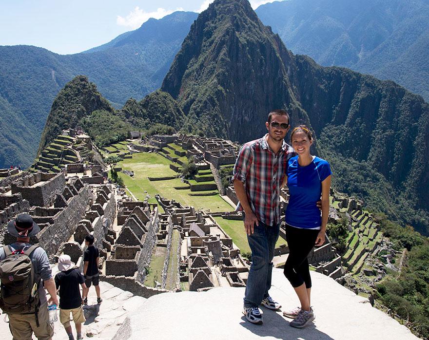 Couple Quits Jobs Trip Around the World