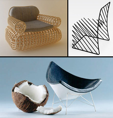 Delicieux 6 Creative Chairs Worth A Second Look