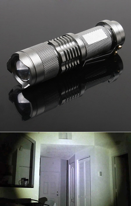 CREE Flashlight Torch