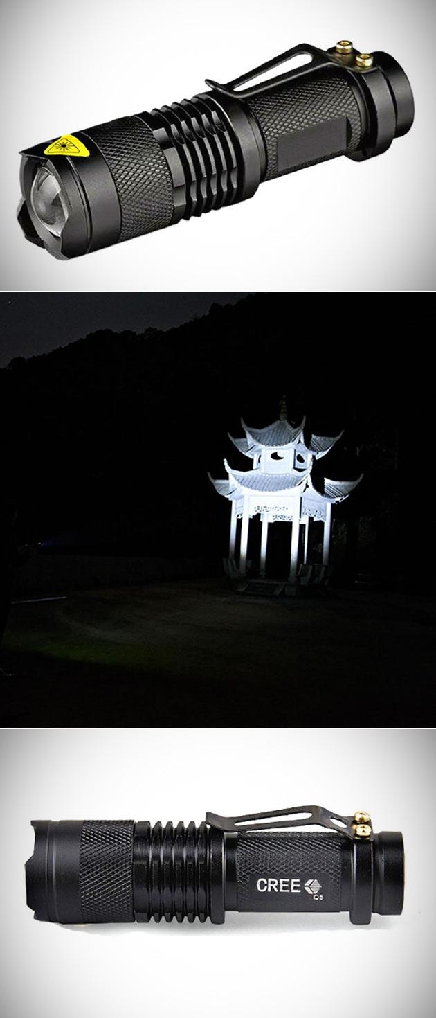 Cree LED Torch