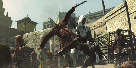 Assassin S Creed Ps3 Xbox 360 Massive Gameplay Montage