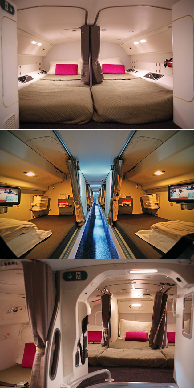 Crew Compartment Jet
