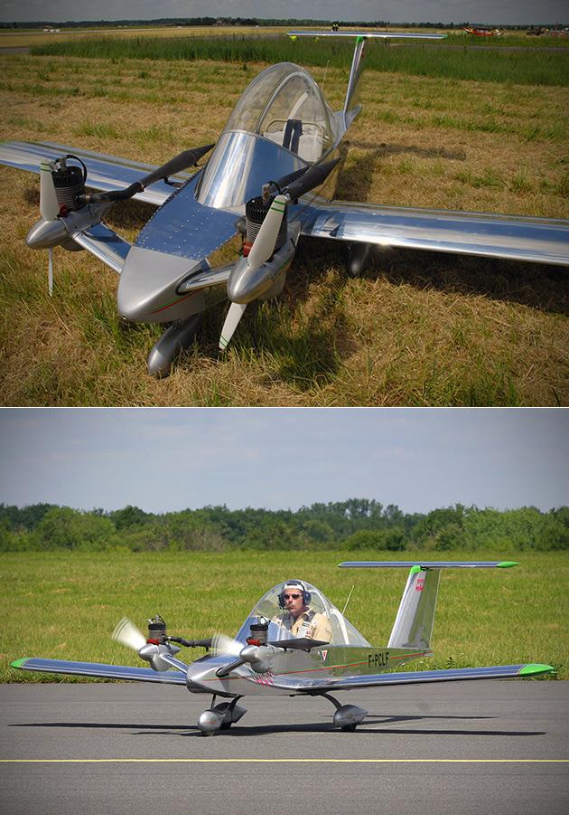 CriCri Smallest Plane