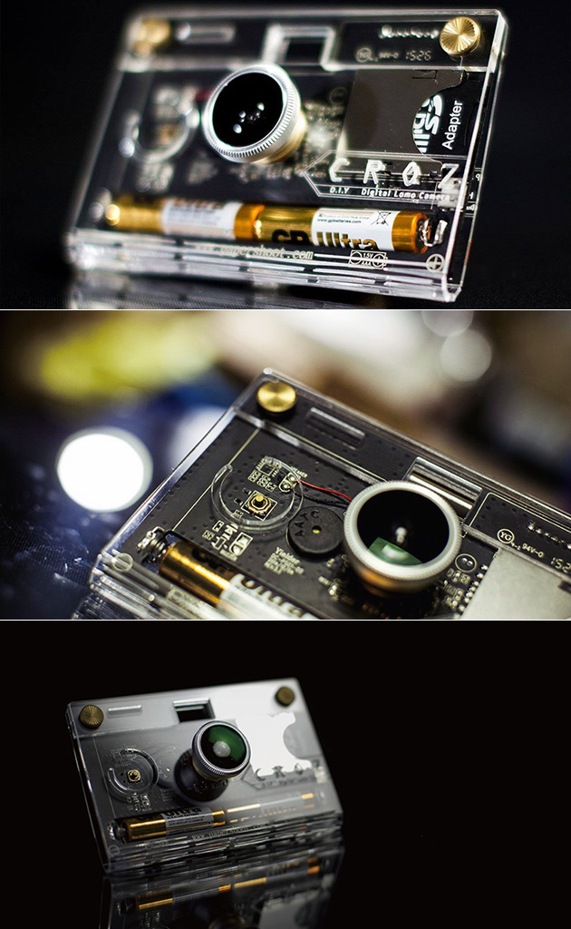 CROZ Camera