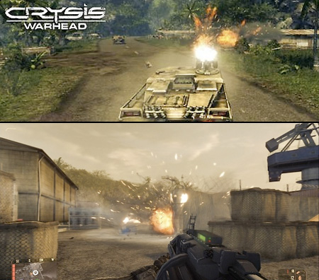 Crysis Warhead Review