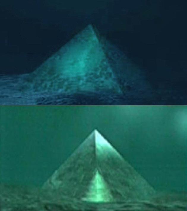 Crystal Pyramid Bermuda