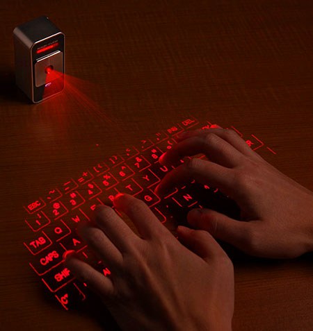 Celluon Magic Cube Laser Virtual Keyboard Fits in Your Pocket ...