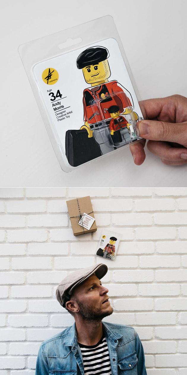 Custom LEGO Minifig