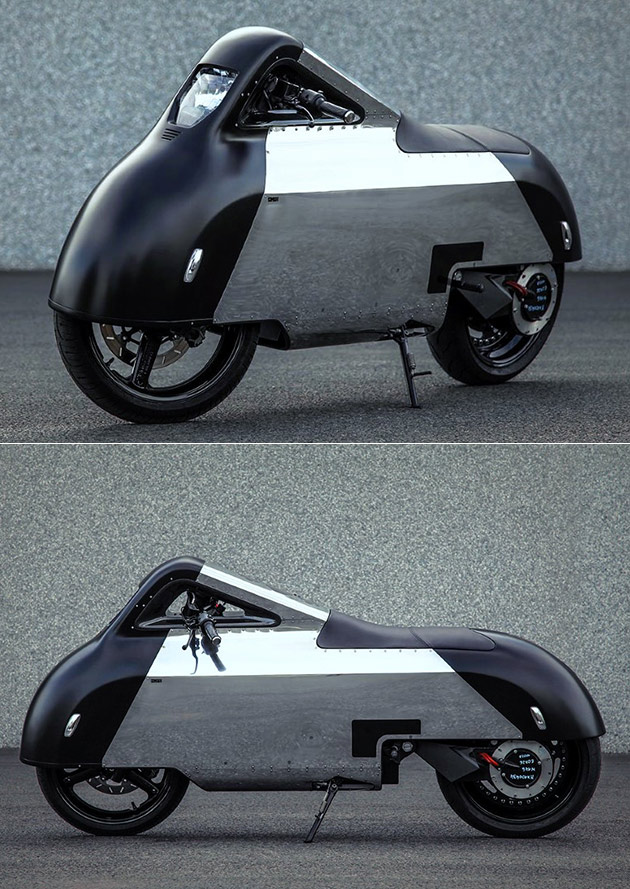 Vectrix VX-1 Maxi Scooter