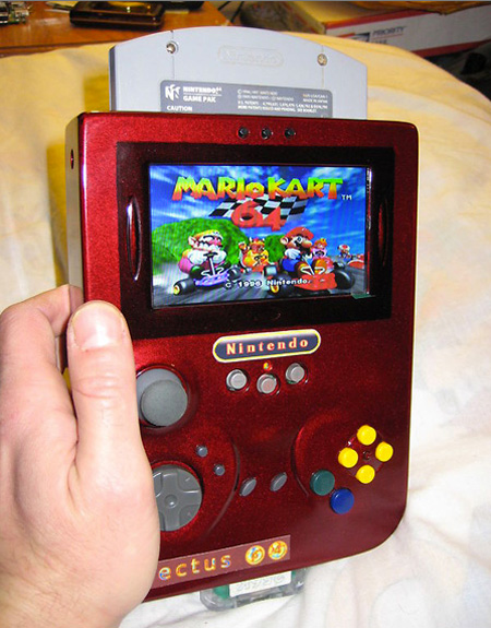 Top 10 Coolest Custom Built Portable Gaming Systems