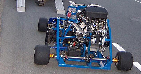 Feature Homemade Go Karts That Really Move Techeblog