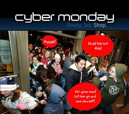 Cyber Monday Online Deals - TechEBlog