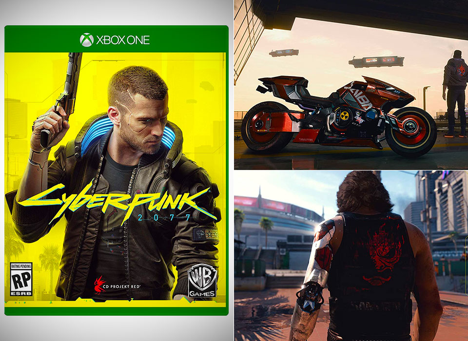 Cyberpunk 2077 Xbox PS4