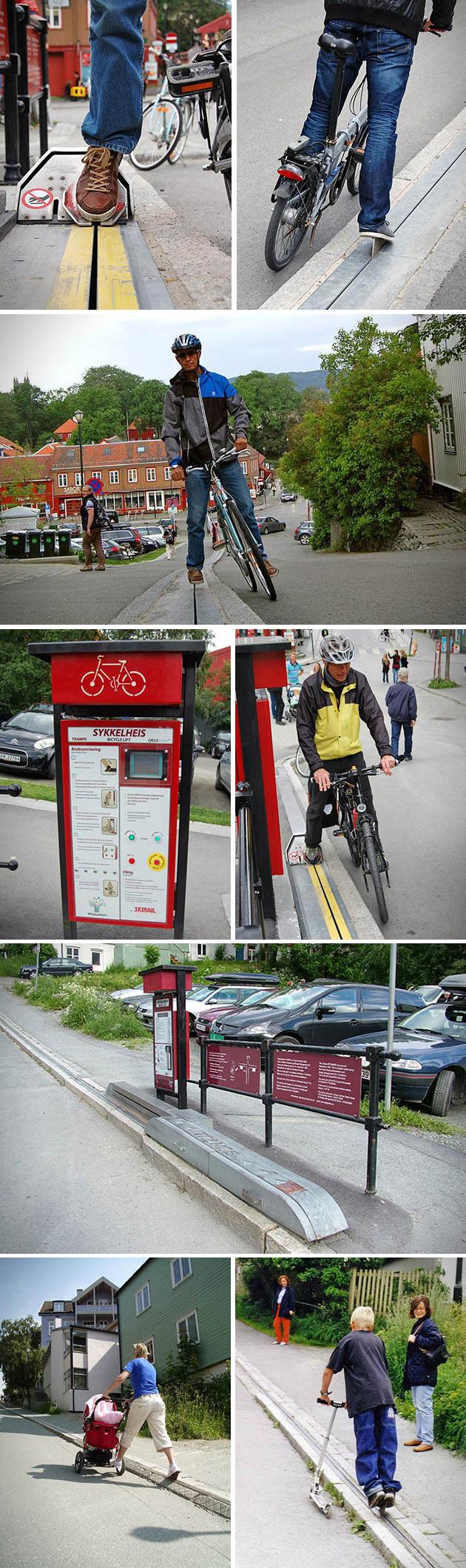 CycloCable Bike Lift