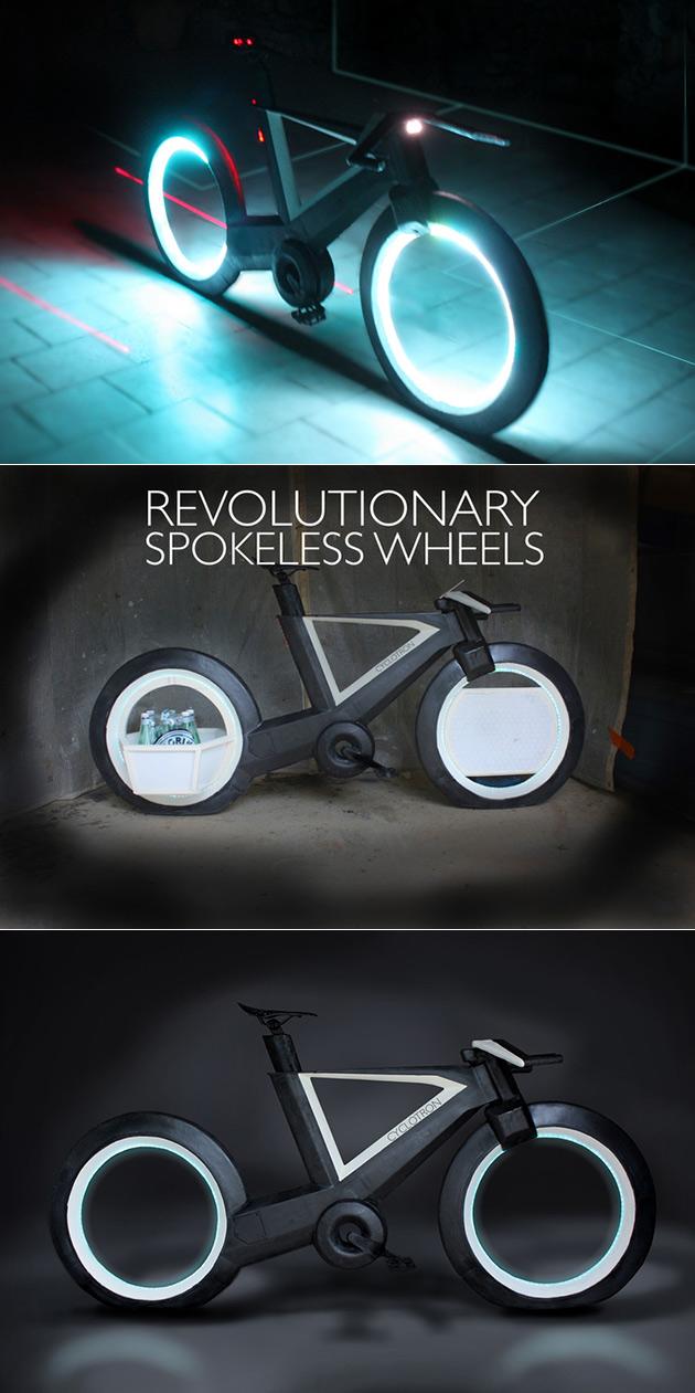 Cyclotron Smart Cycle