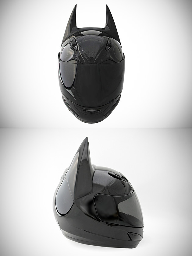 Dark Knight Batman Motorcycle Helmet
