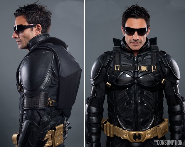 The Dark Knight Motorcycle Backpack