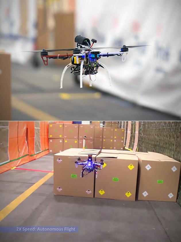 DARPA FLA Drone