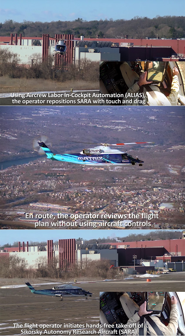 DARPA Helicopter