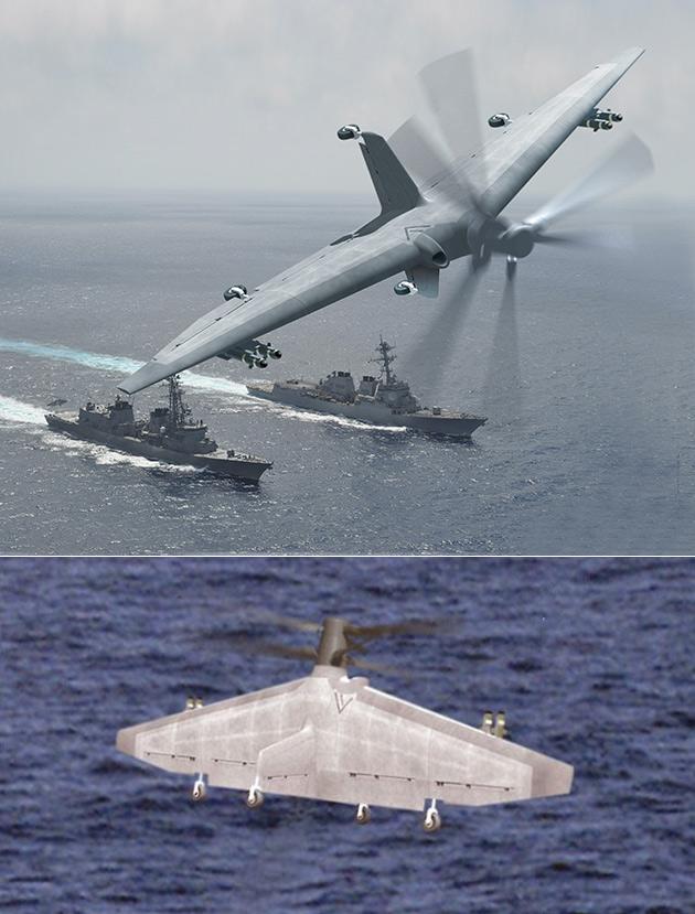 DARPA Tern Drone