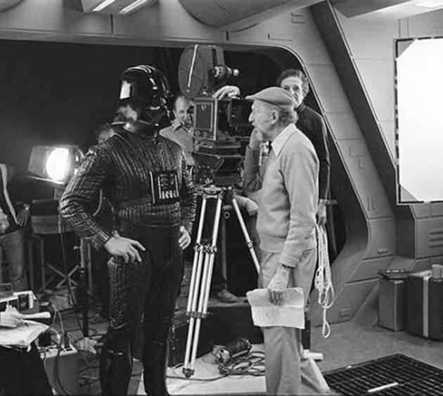 Darth Vader Half Costume