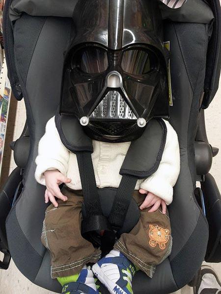 Darth Vader Baby