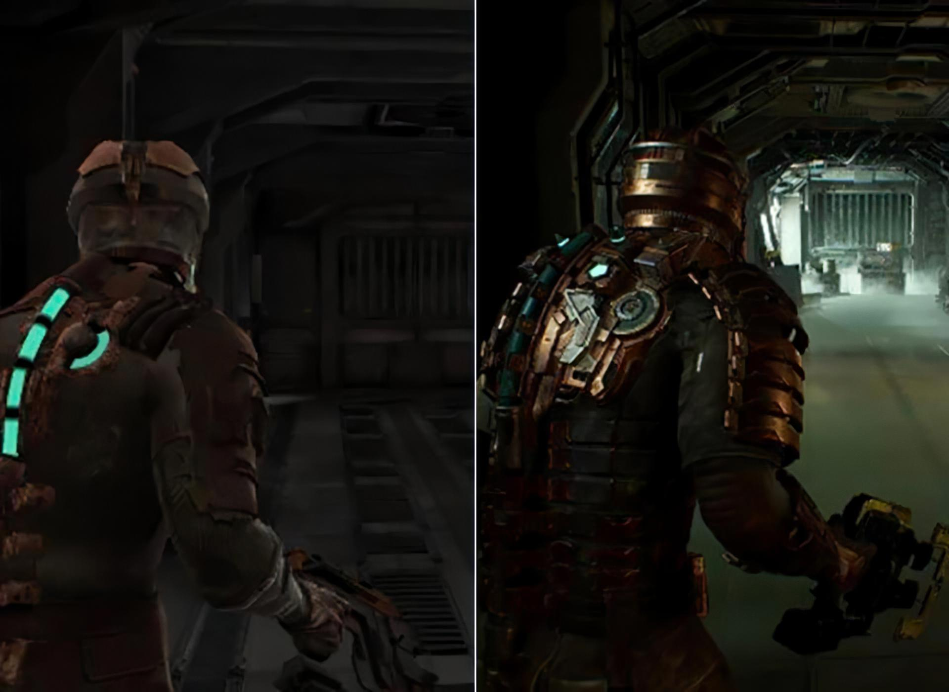 Electronic Arts Motive Studios Dead Space Video Game Remake