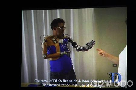Dean Kamen Arm